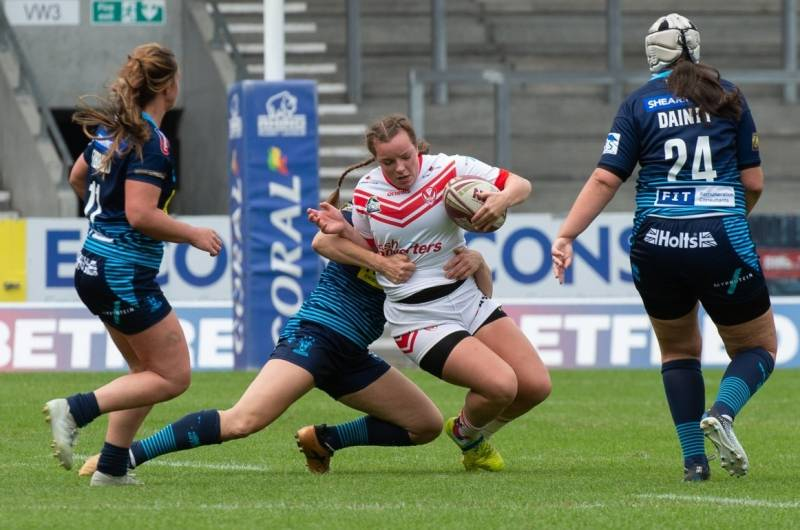 Coral Women's Challenge Cup Quarter Final Round-Up
