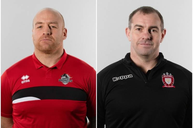 Ian Watson and Danny Ward named as Great Britain Assistant Coaches