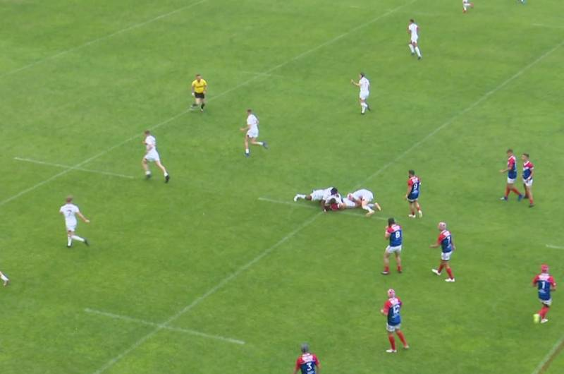 England Youth 36-12 France Under 16s