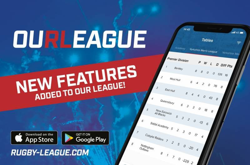 Our League: New Features
