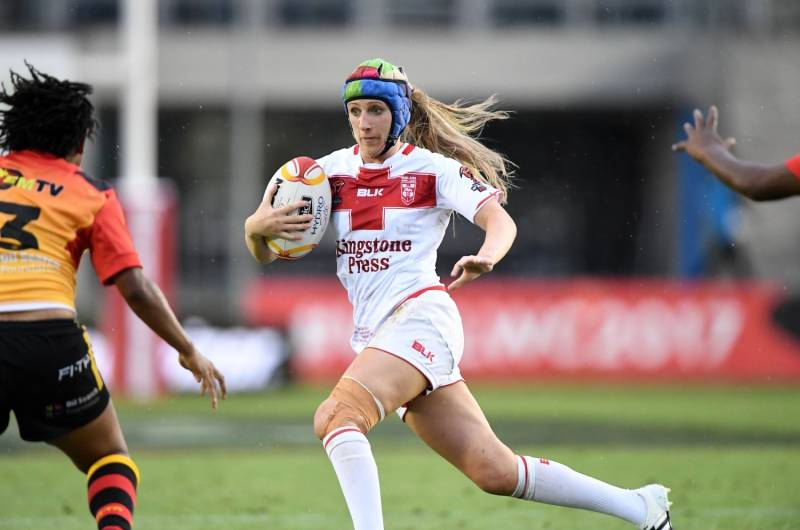 England to kick off Women's World Cup Nines against PNG Orchids