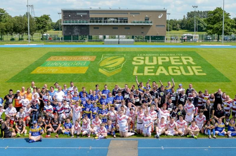 Hull KR to host Learning Disability Super League festival