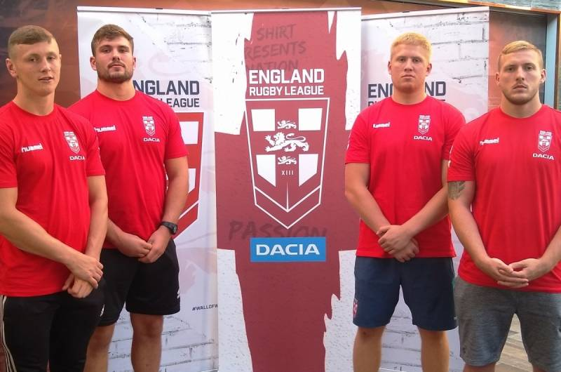 England Knights counting down to Jamaica clash