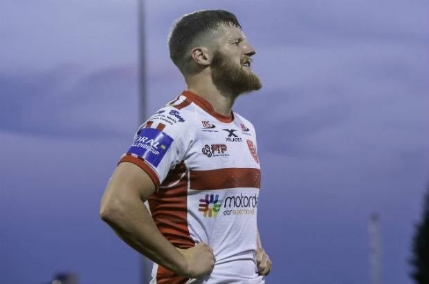 Hull KR claim important win over Catalans