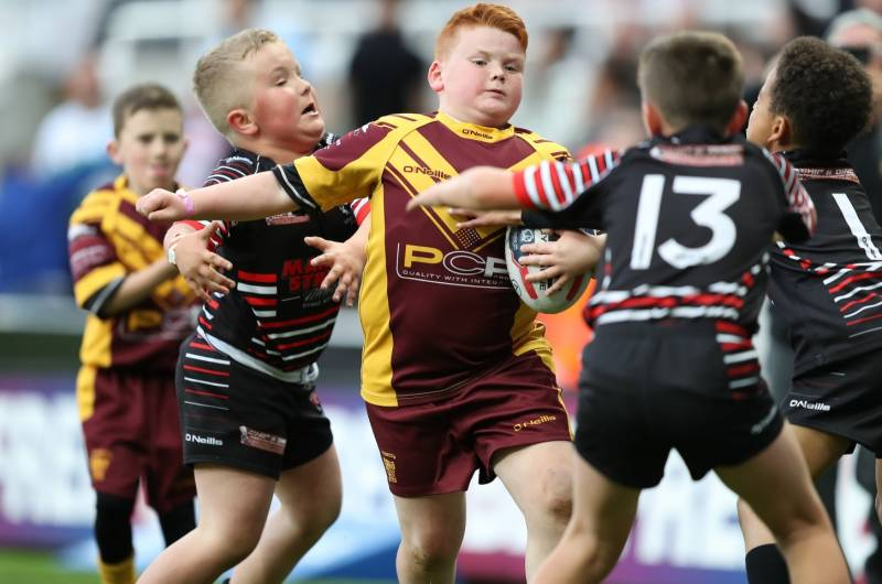 Rugby Football League earn 'Excellent' safeguarding rating