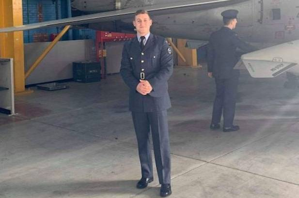Statement | Senior Aircraftman Scott Stevenson