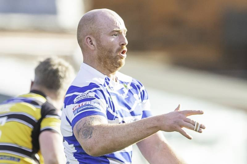 Shane Grady re-joins Widnes