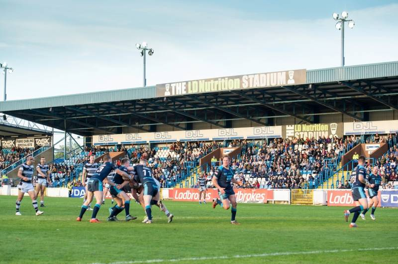 Featherstone to host finals day triple header