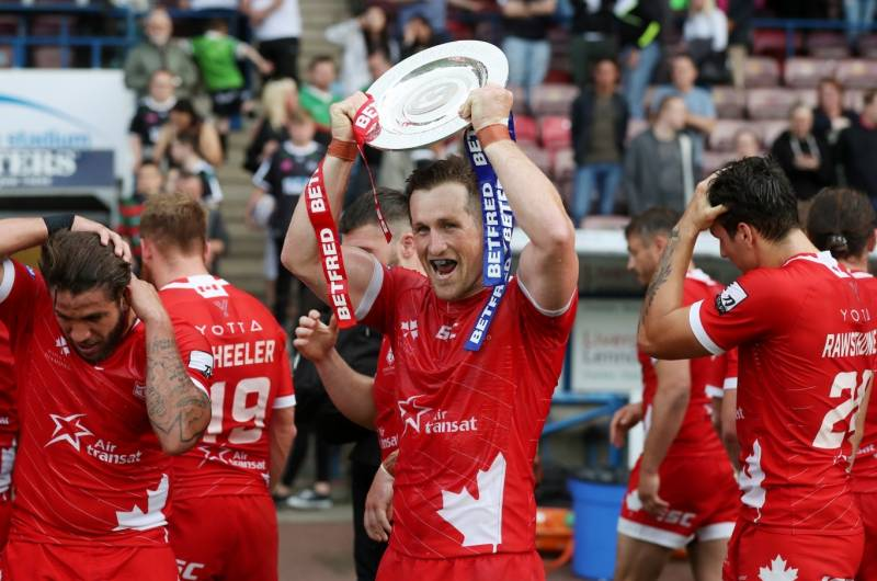 RFL hails successful season for Betfred Championship & League 1