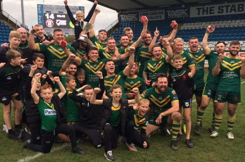 West Hull crowned NCL champions
