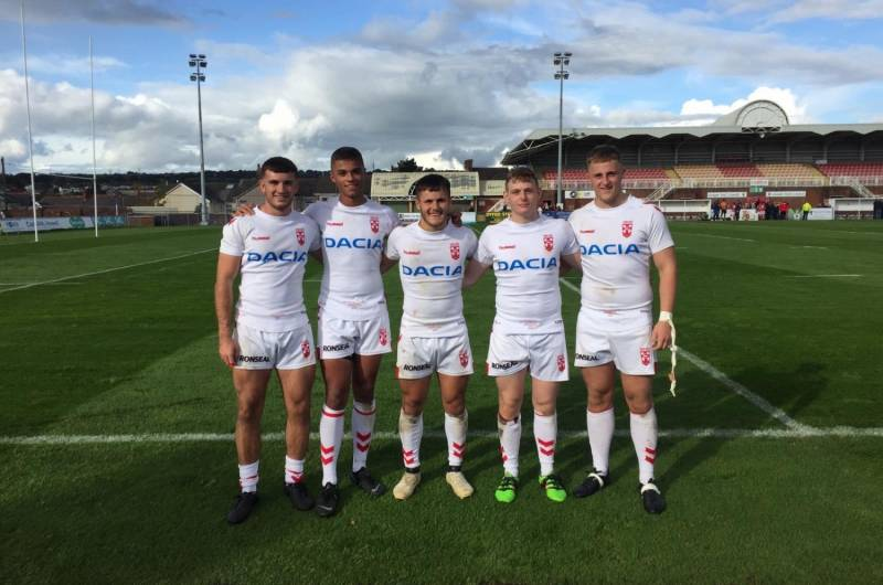England Academy prove too strong for Welsh counterparts