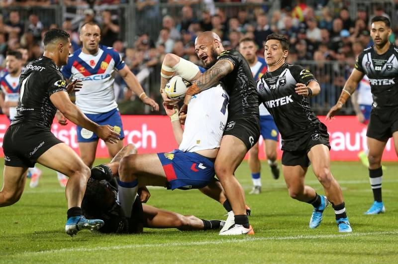 Great Britain suffer series defeat to New Zealand