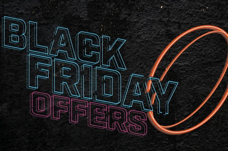 Black Friday Offers!