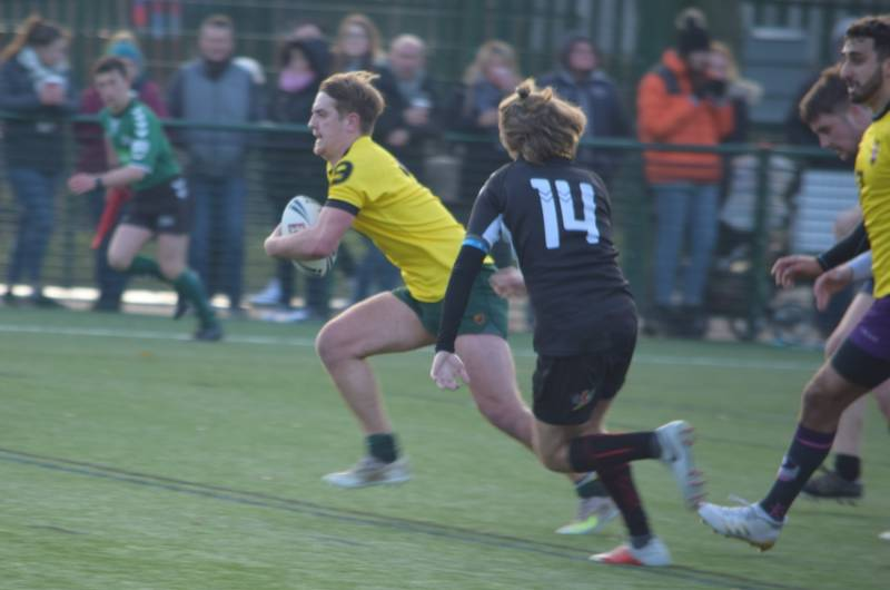 England Universities Trials | Midlands 48-10 South East