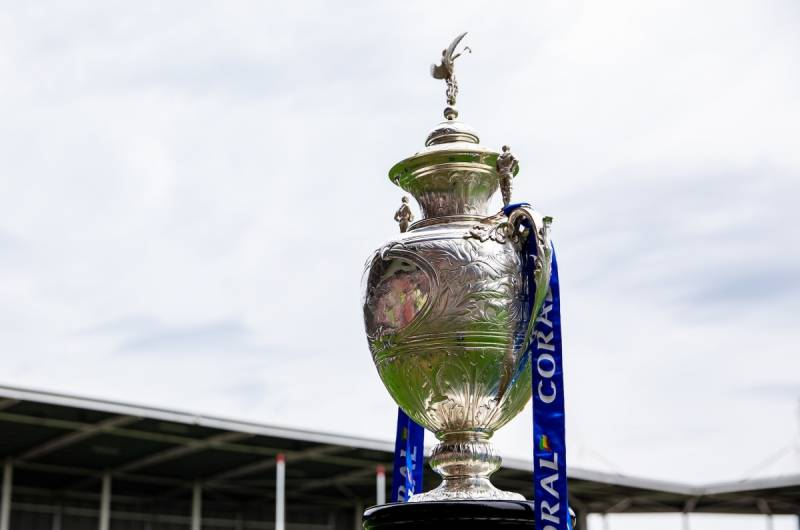 Coral Challenge Cup first round draw details