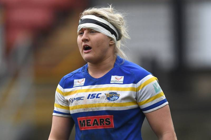 Charlotte Booth leaves Leeds Rhinos for Australia