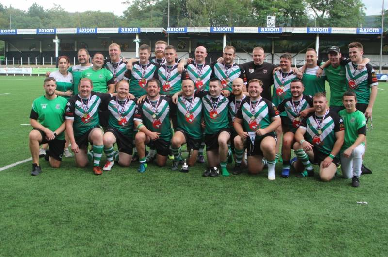 Rhondda ready for Coral Challenge Cup debut