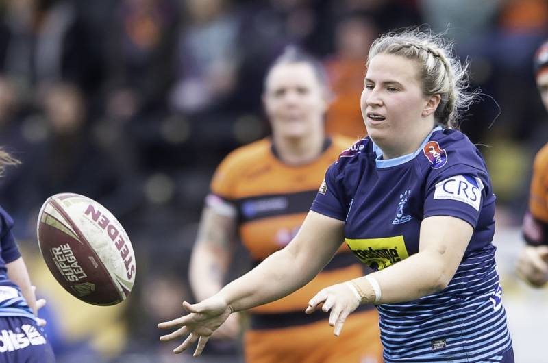 Rachel Thompson to captain Wigan in Betfred Women's Super League