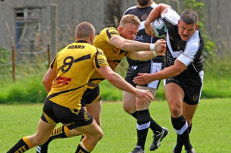 Coral Challenge Cup Finalist leading Ashton Bears in Round Two