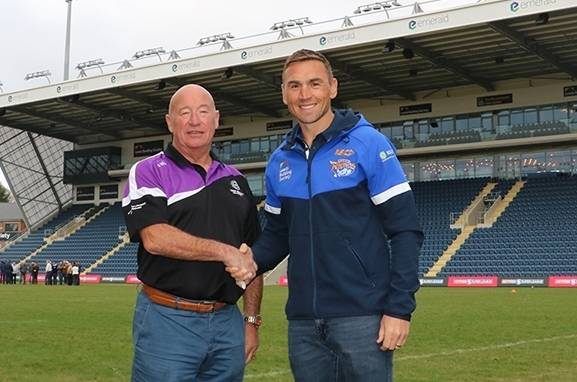 Leeds Beckett link up with Leeds Rhinos