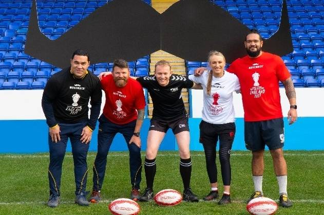 RLWC2021 and Movember team up