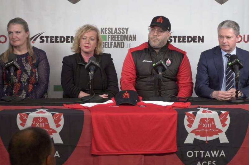 Ottawa Aces to join Betfred League 1 in 2021