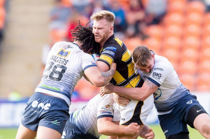 York and Featherstone set for 'virtual' clash