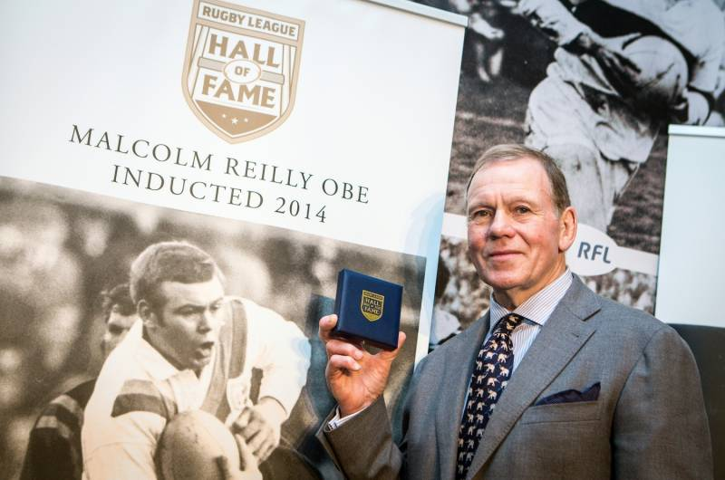 #RFL125 Greatest Coach Contender | Mal Reilly OBE