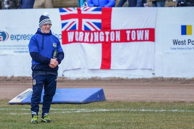 How VE Day paved the way for Workington Town's debut
