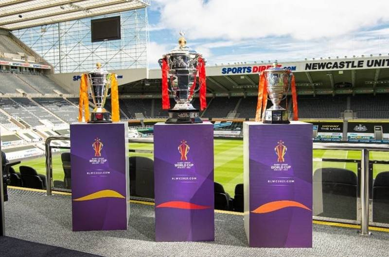 All three England RL sides learn RLWC2021 Schedule