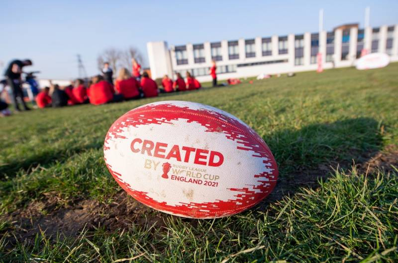 Small grants making a big difference to community Rugby League