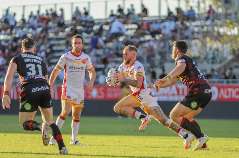 Government approve four Rugby League pilot events
