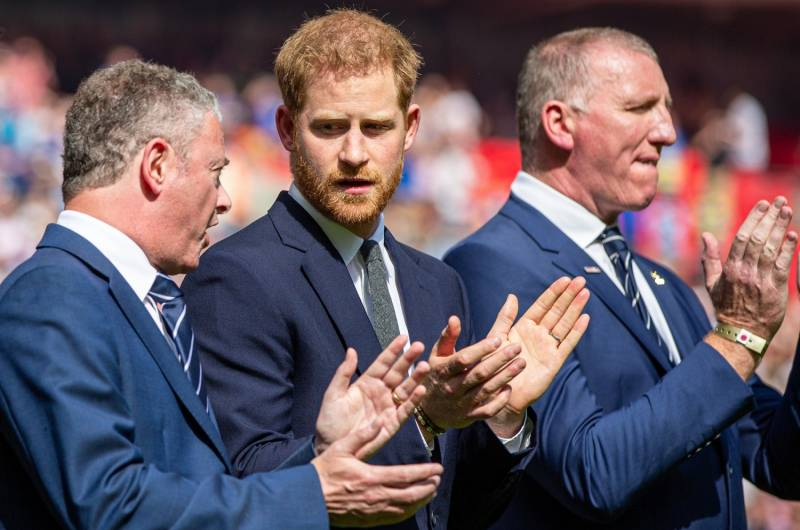 RFL Patron The Duke of Sussex's message ahead of Coral Challenge Cup Final