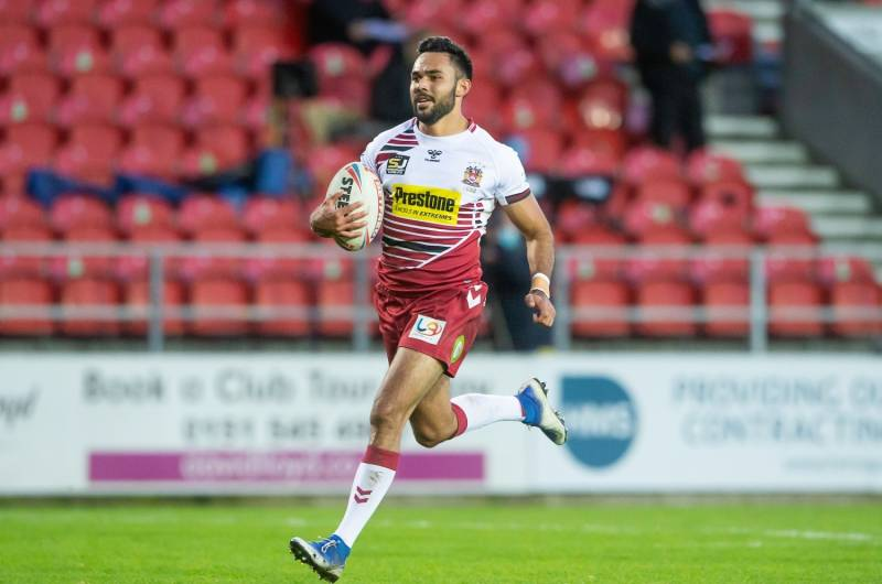 Betfred Super League Round-Up