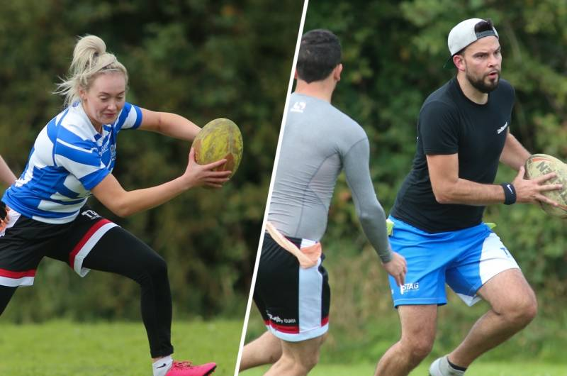 Try Tag Rugby's Winter Leagues open for registration