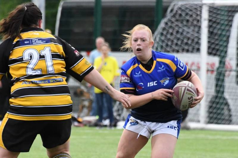 30 young women join RFL talent pathway