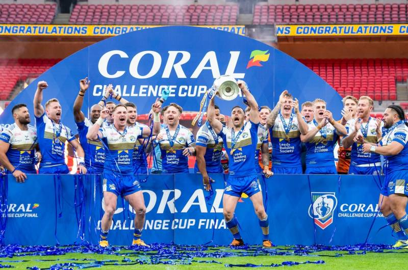 Tickets on sale for 2021 Challenge Cup Final Day