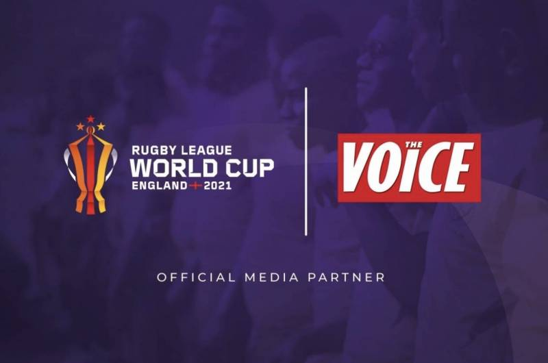 The Voice becomes an Official Media Partner of RLWC2021