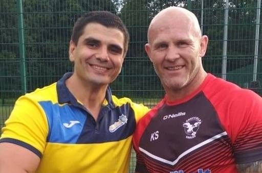 Sheffield Eagles link-up with Ukrainian counterparts