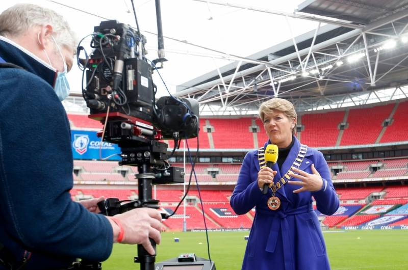 Broadcast deal extended with the BBC for all three Challenge Cups