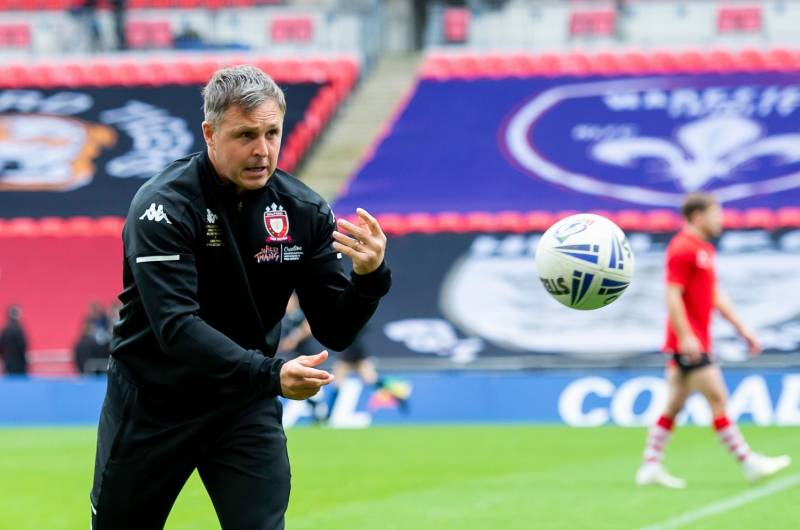 Paul Rowley appointed to new role at Salford Red Devils
