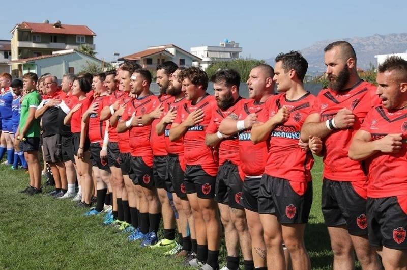 Hull Dockers link up with Albanian side KR Tirana