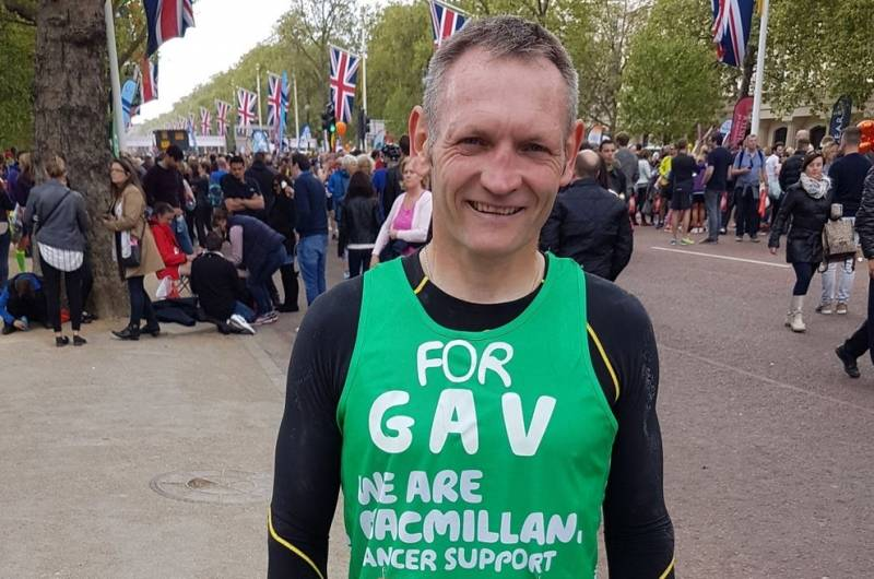 Marathon man Gary McKee to embark on latest epic challenge