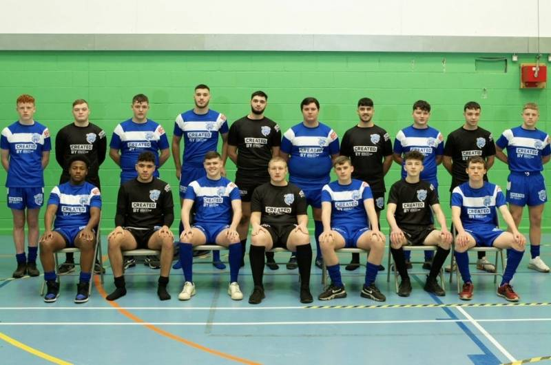 Halifax Panthers partnership with Calderdale College boosted