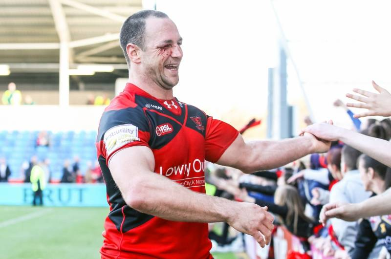 Adrian Morley joins Salford Red Devils Foundation Board