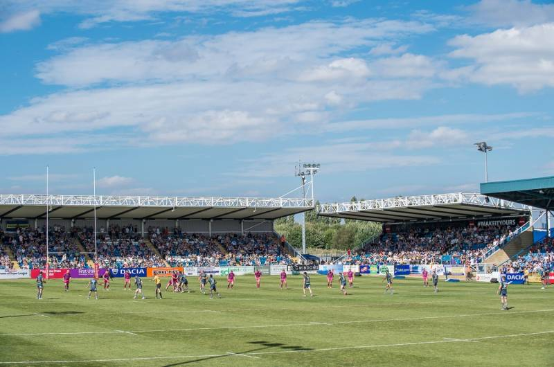 Featherstone Rovers announce 2021 squad numbers