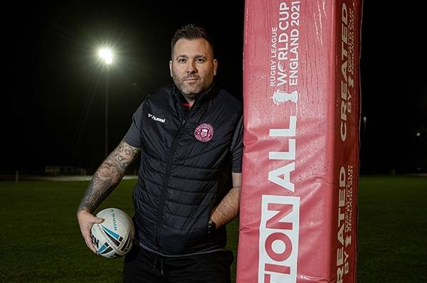 Scott Burns appointed Scotland PDRL Head Coach