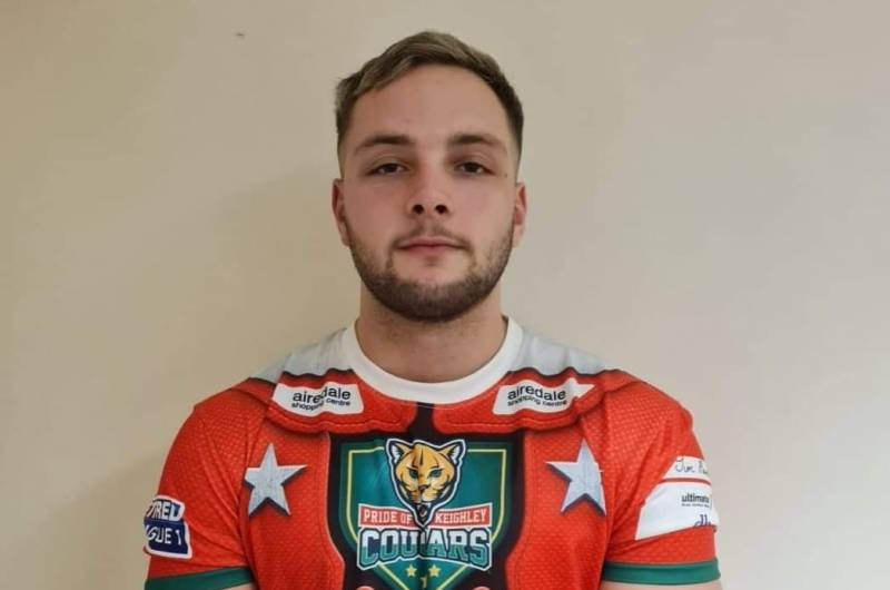 Charlie Graham joins Keighley Cougars