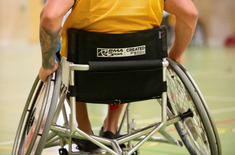Scotland to host Wheelchair Rugby League Celtic Cup