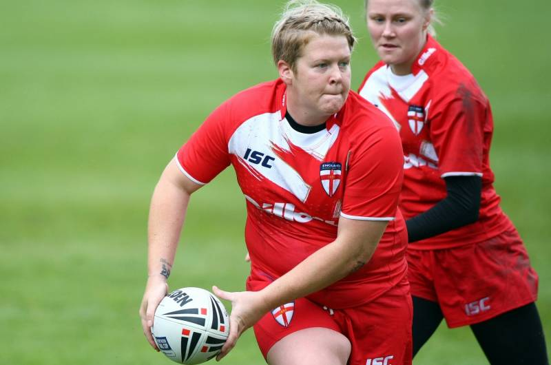 RFL pays tribute to former England captain Gemma Walsh